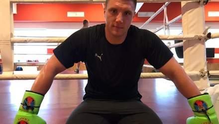 Непереможний український боксер підтримав Ганну Соловей