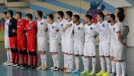 Украинский клуб узнал соперников в футзальной Лиге чемпионов