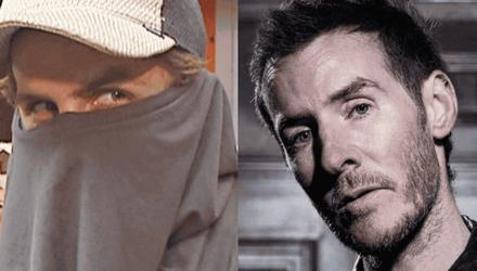 Опублікували архівне відео з Бенксі: у мережі знову заговорили про соліста Massive Attack