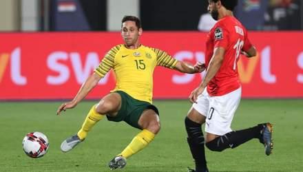 КАН: Египет с Салахом сенсационно вылетел, Нигерия в результативной игре одолела Камерун (видео)