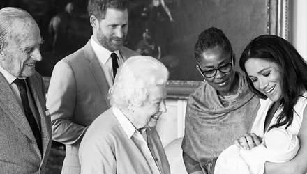 Принц Гарри, Меган Маркл и их сын Арчи получили невероятный подарок в честь крестин