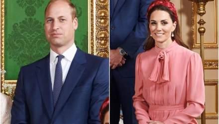 Хитрий принц Вільям і пихата Кейт Міддлтон: користувачі обговорюють фото з хрестин Арчі