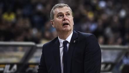 Сборную Украины по баскетболу официально возглавил латвиец Айнарс Багатскис
