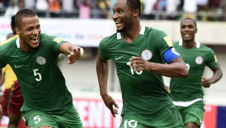 Нігерія – ПАР: прогноз букмекерів на матч Кубка Африки-2019