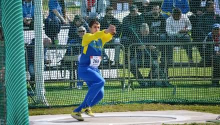 Украинец Регеда завоевал серебряную медаль Универсиады-2019