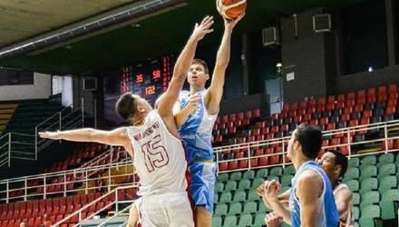 Сборная Украины по баскетболу на классе вышла в финал Всемирной Универсиады-2019
