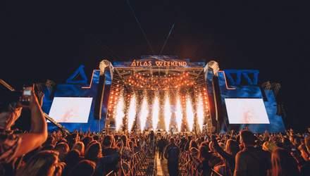 Atlas Weekend: як відгримів перший фестивальний день