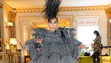 Почему Леди Гага выбирает яркий макияж: откровенное признание певицы