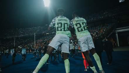 Сенегал и Нигерия вышли в полуфинал Кубка африканских наций: видео