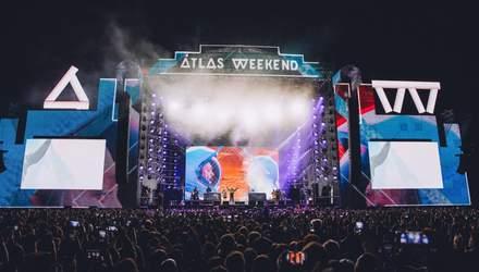 Другий день Atlas Weekend: як минули виступи гурту Black Eyed Peas та співачки Netta