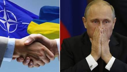 Чому Путін боїться НАТО, або Як Україні вступити до Альянсу