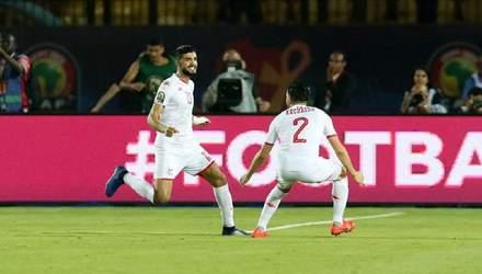 Тунис уверенно разобрался с Мадагаскаром и стал последним полуфиналистом КАН-2019