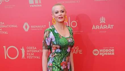 Кіно дає можливість виражати правду метафорами, – Роуз МакГоуен на Одеському кінофестивалі