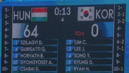 Угорські ватерполістки закинули Кореї 64 м'ячі на чемпіонаті світу: викрито секрет успіху