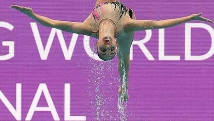 Сборная Украины завоевала очередную медаль на Чемпионате мира по плаванию