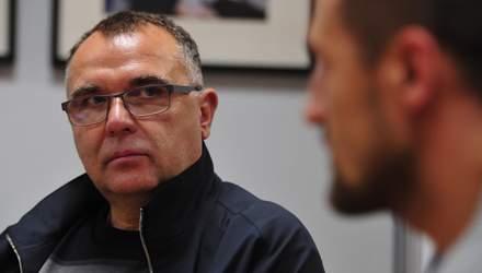 Не можна змішувати спорт і політику: менеджер Гвоздика прокоментував бій проти росіянина