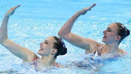 Украинские пловчихи завоевали четвертую медаль на чемпионате мира
