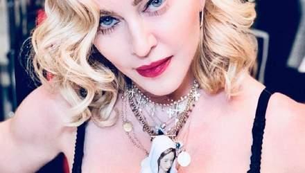 В ритмах Африки: Мадонна презентувала кліп на пісню Batuka