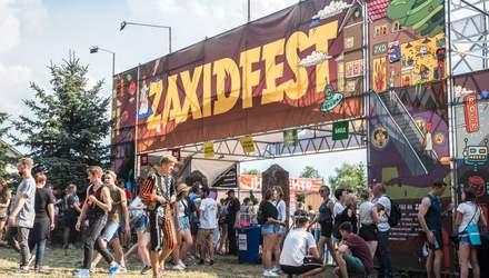 Цьогоріч на Zaxidfest проведуть унікальний культурний проект