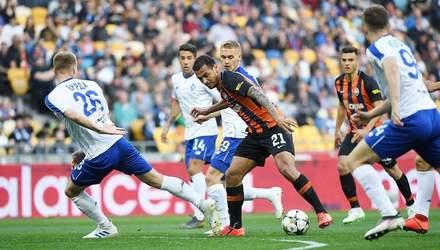 Динамо – Шахтер: онлайн матча за Суперкубок Украины