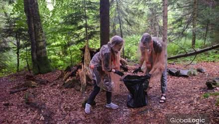 Сделаем Украину чище: как приложение EcoHike помогает бороться с мусором