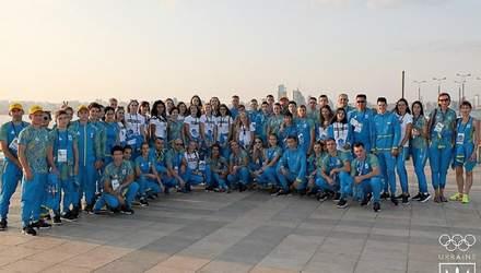 Украина завоевала 25 медалей на Европейском юношеском олимпийском фестивале