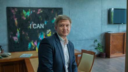 Олександр Данилюк: Про плани на прем'єрське крісло та скорочення уряду