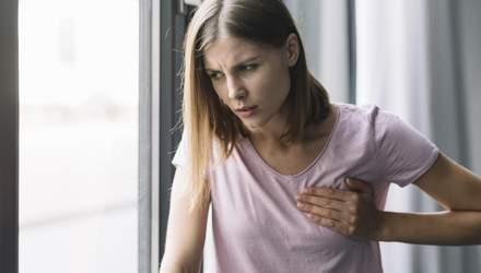 Почему болит сердце у молодых людей: основные причины