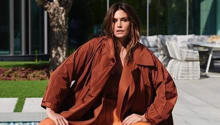 Сінді Кроуфорд стала зіркою турецького глянцю Harper's Bazaar: стильні фото