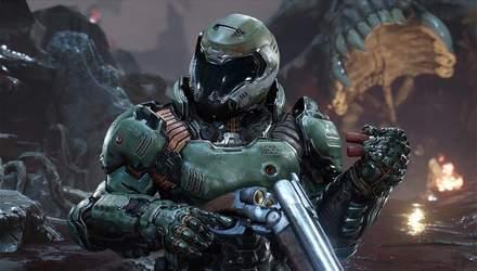 Разработчики показали геймплей Doom Eternal: видео