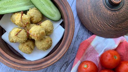 Фалафель – простий рецепт приготування