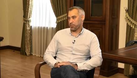 Про крісло генпрокурора та кардинальні зміни в судовій системі: Рябошапка дав інтерв'ю 24 каналу