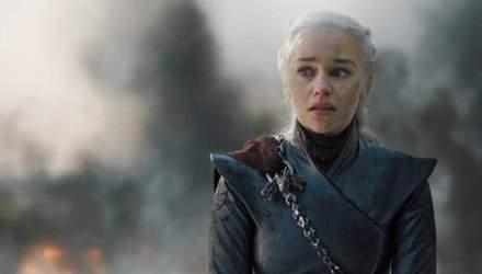 Чому дракон Дейнеріс спалив Залізний трон: сценаристи відкрили загадку