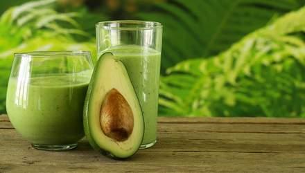 Самые вкусные смузи из авокадо: пошаговая инструкция