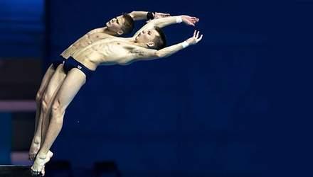 13-летний прыгун в воду принес Украине серебряную медаль на Чемпионате Европы среди взрослых