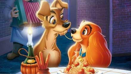 """Компанія Disney знову взялася за зйомки римейка культового мультфільму """"Леді та Блудько"""""""