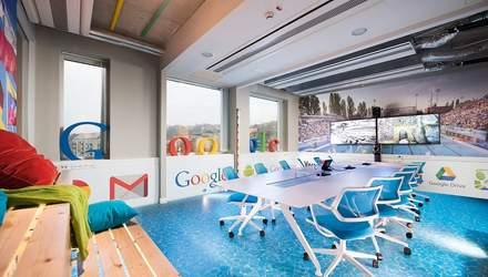 Спа-офіс: чим приголомшує представництво Google у Будапешті