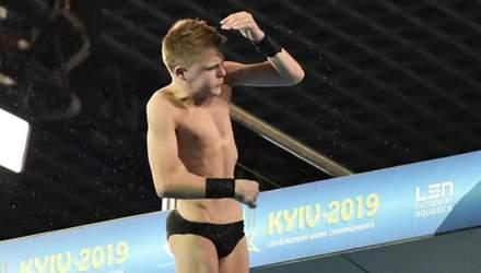 13-летний украинец Алексей Середа стал самым молодым чемпионом Европы в истории