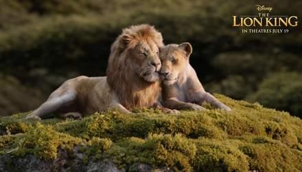 """""""Король Лев"""" став найбагатшою анімаційною стрічкою за всю історію"""