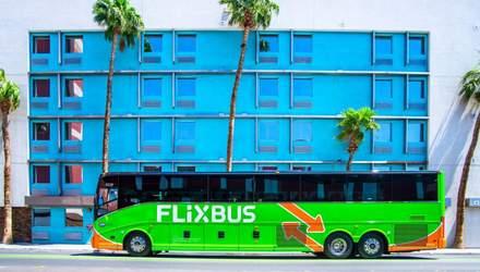 FlixBus анонсував дешеві квитки з Києва до Чехії та Польщі