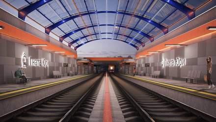 Скоростной трамвай на Борщаговку: как будут выглядеть обновленные станции – фото