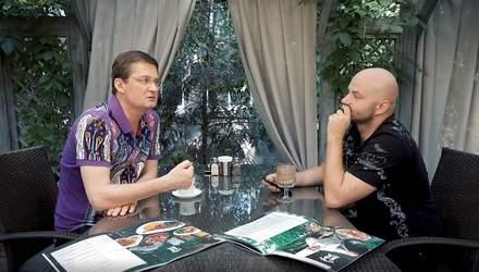 Ігор Кондратюк зізнався, чому досі зберігає листування зі Скрябіним