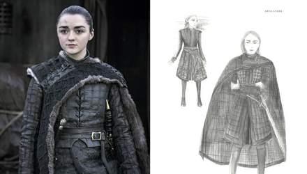 """Костюмер серіалу """"Гра престолів"""" написала книгу про створення вбрань для головних героїв"""