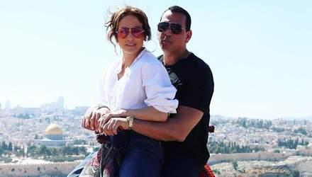 Око за око в приємному сенсі: Дженніфер Лопес подарувала коханому позашляховик
