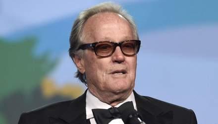У США помер відомий актор Пітер Фонда