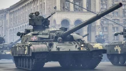 """Т-64 """"Булат"""" – основний бойовий танк української армії, який зазнав потужних модернізацій"""