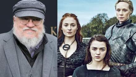 """Создатель """"Игры престолов"""" Джордж Мартин заявил, что сериал вызвал у него стресс: подробности"""
