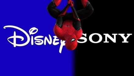 """Из-за конфликта Disney и Sony будущее фильма """"Человек-паук"""" еще не определено: детали скандала"""