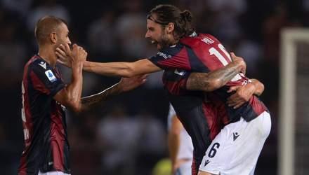 Чемпионат Италии: результаты матчей и видео голов 2 тура