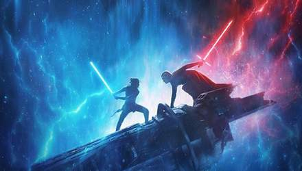 """""""Звёздные войны: Скайуокер. Восход"""": украинская премьера финального эпизода саги"""